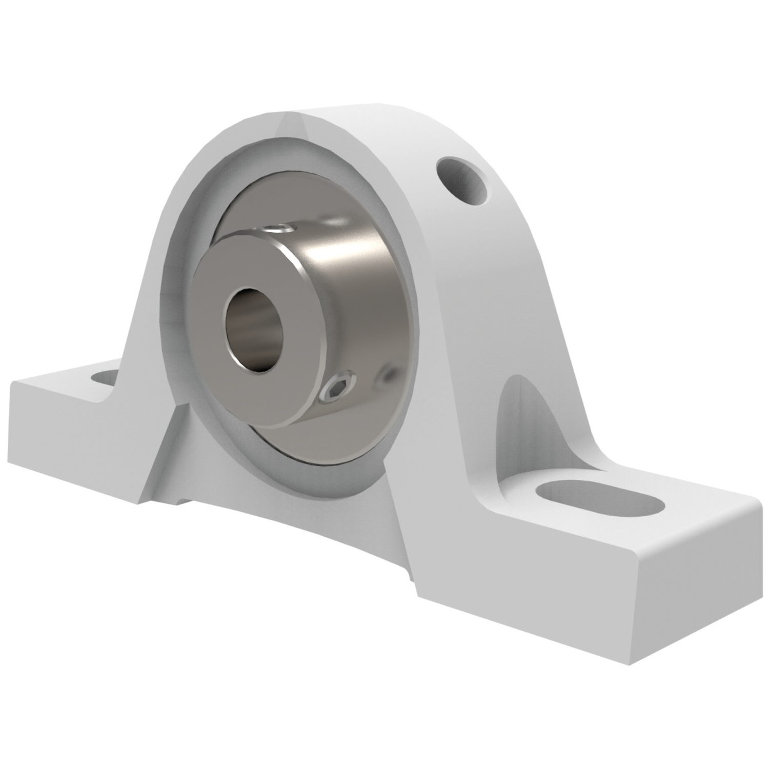 Thermoplastic Bearing Support